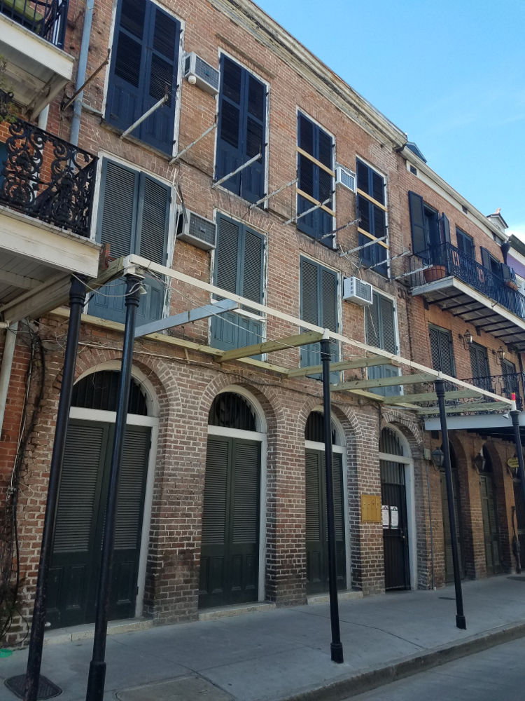 Historic New Orleans Home Preservation